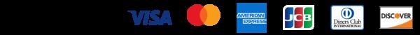 カード会社のロゴ