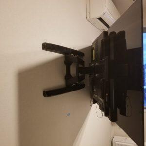 PRM-LTA347Mアームタイプ壁掛けテレビ金具