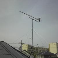 地デジアンテナ工事 東京都 多摩市 CATV解約の為のサムネイル