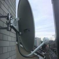 地デジBSアンテナ取り付け 神奈川県川崎市のサムネイル