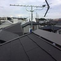 新築地デジアンテナ工事東京都国立市のサムネイル