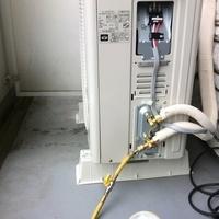 エアコン工事東京都 2台設置のサムネイル