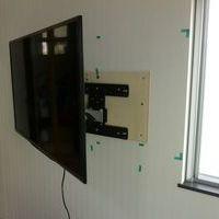 テレビ壁掛け工事 神奈川県横浜市のサムネイル