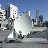 地デジ(デザイン)BS/CSアンテナ工事 東京都渋谷区のサムネイル