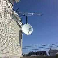 アンテナ工事東京都豊島区 地デジBS/CSアンテナのサムネイル
