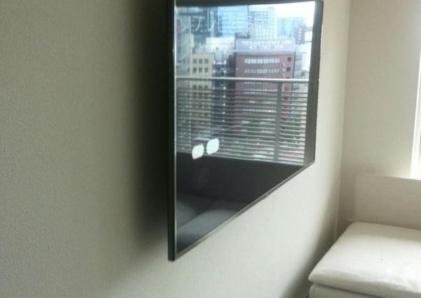 テレビ壁掛け工事 東京都中央区のサムネイル