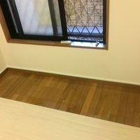 テレビ壁掛け工事 東京都八王子市 配線を隠すのサムネイル