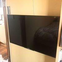 テレビ壁掛け工事 壁補強 千葉県市川市にてのサムネイル