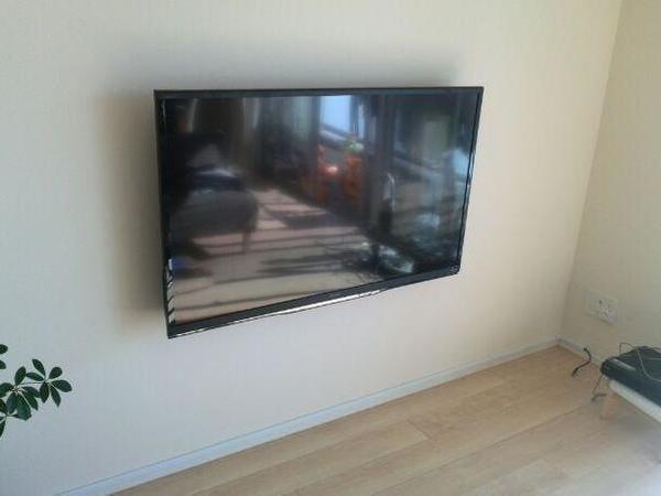 42型TV壁掛け GL工法