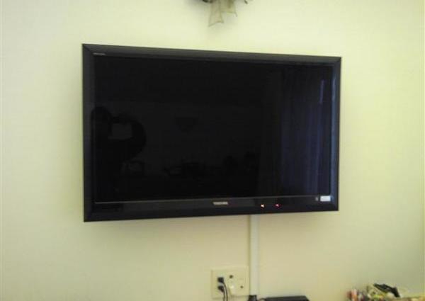 40インチGL工法壁TV壁掛けのサムネイル