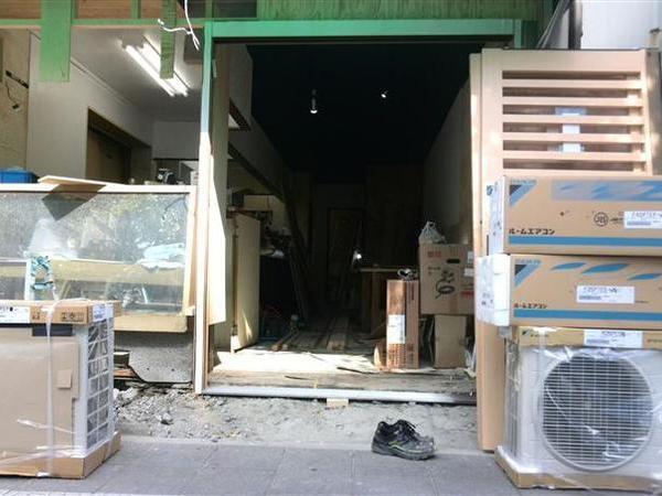 電気改装工事 (店舗・一般住宅)