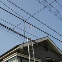 地デジアンテナ工事 神奈川県横浜市 アパートのサムネイル