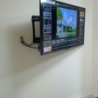 55インチ液晶TV壁掛け工事  神奈川県川崎市のサムネイル