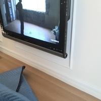 32インチテレビ壁掛け工事東京都練馬区のサムネイル