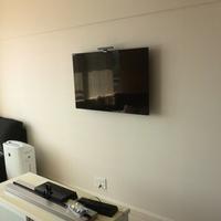 40型テレビ壁掛け工事  神奈川県川崎市のサムネイル