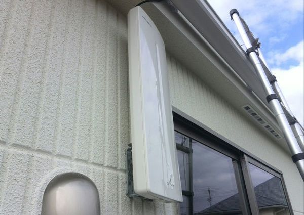 地デジアンテナ・ブースター設置 神奈川県金沢区にて ¥33,000(税込)のサムネイル