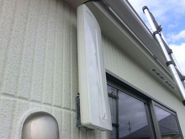 地デジアンテナ・ブースター設置 神奈川県金沢区にて ¥33,000(税込)