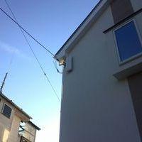 地デジ/BS/CSアンテナ/ブースター設置工事 フラットアンテナ 神奈川県川崎市にて ¥53,000のサムネイル