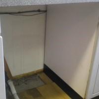 ビルトイン食洗機の設置 45cm ディープタイプ 収納棚の処分のサムネイル
