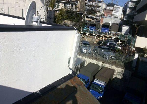 新築戸建て地デジ/BS/CSアンテナブースター工事 東京都渋谷区にてのサムネイル