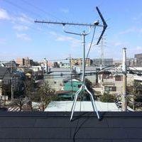 6世帯アパート 地デジアンテナ工事 東京都墨田区にてのサムネイル