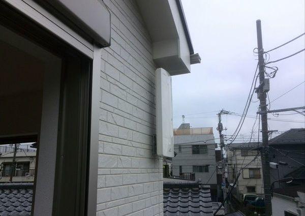 地デジアンテナ設置 ブースター取り付け 神奈川県横浜市にてのサムネイル