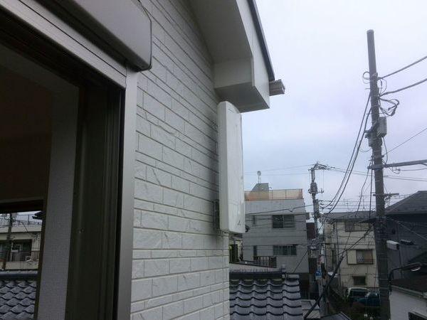 地デジアンテナ設置 ブースター取り付け 神奈川県横浜市にて