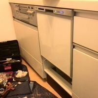 ビルトイン食洗機新規設置 東京都大田区新築戸建てにてのサムネイル