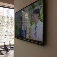 60インチテレビ壁掛け交換工事 東京都渋谷区にてのサムネイル