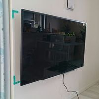 東京都西東京市 マンションにて 55インチテレビ壁掛け工事 GL壁のサムネイル