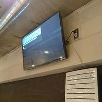 東京都台東区にて壁掛けテレビ配線工事のサムネイル