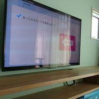 神奈川県相模原市にて テレビ壁掛け工事 配線隠蔽 料金のご紹介のサムネイル