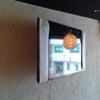東京都 店舗にて 壁掛けテレビのサムネイル