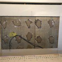 江戸川区マンションにて  パナソニック TH-55EZ950 壁掛け工事のサムネイル