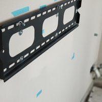 神奈川県茅ヶ崎市にて 壁掛けテレビの工事料金のサムネイル