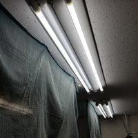 東京都会社ビルにて LED蛍光管用 配線変更のサムネイル