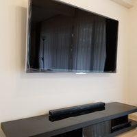神奈川県横浜市にて 2台 壁掛けテレビ工事のサムネイル