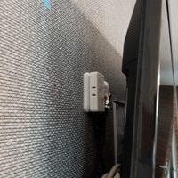東京都世田谷区 戸建て 寝室にて 壁掛けテレビ工事のサムネイル
