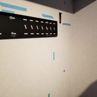 東京都中央区マンションにて壁掛けテレビのサムネイル