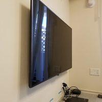 東京都 マンションにて 壁掛けテレビ工事のサムネイル