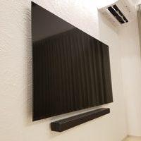 千葉県市川市にて 壁掛けテレビのサムネイル