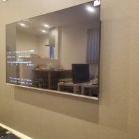 神奈川県川崎市にて 55×8400壁掛けテレビ工事のサムネイル